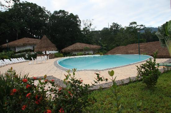 Hotel Villa Mercedes Palenque: Swimming pool