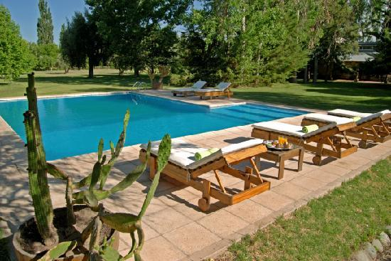 Algodon Wine Estates & Champions Club: Swiming pool