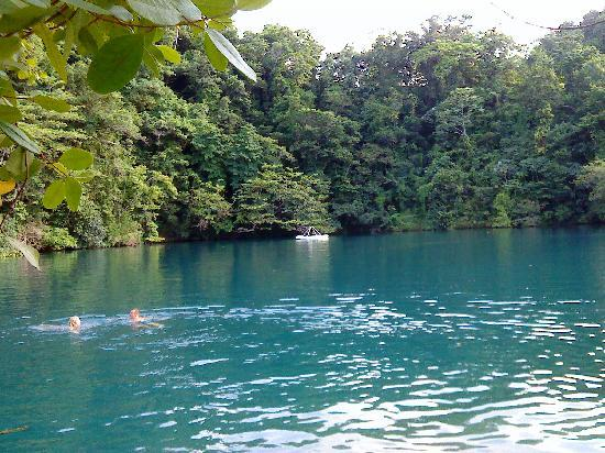Pedro's Point Villa: Blue Lagoon (port antonio)