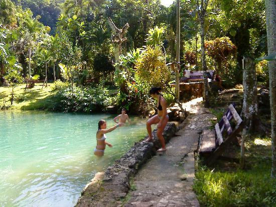 Pedro's Point Villa: Blue Hole