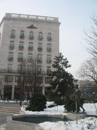 The Ritz-Carlton, Budapest: L'hotel