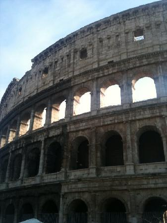 When In Rome Accommodation: Colosseum
