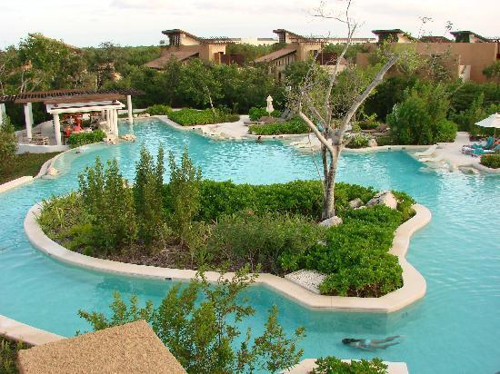 Banyan Tree Mayakoba : Main Pool