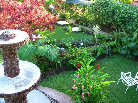Orosi, Kosta Rika: Tapanti Media Gardens