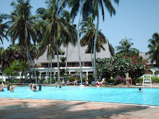 Fabulous Swimming Pool With Buffet Restaurant Picture Of The Reef Home Interior And Landscaping Analalmasignezvosmurscom