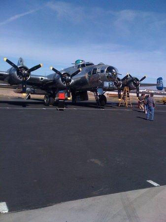 Commemorative Air Force Museum