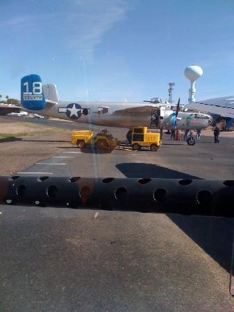 Mesa, Arizona: B-24