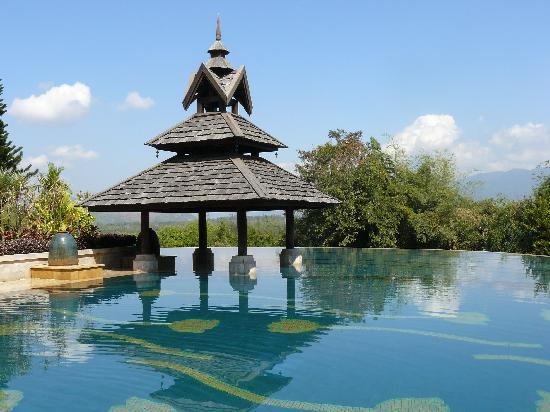 Anantara Golden Triangle Elephant Camp & Resort: Pool