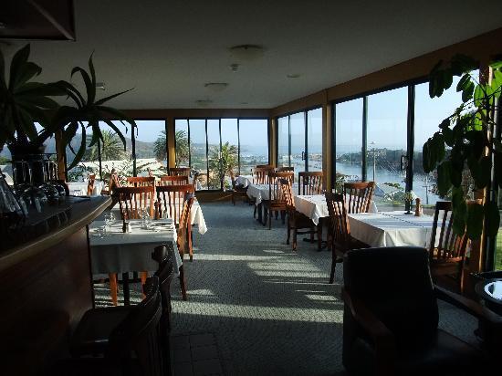 Whale Motor Inn: Restaurant
