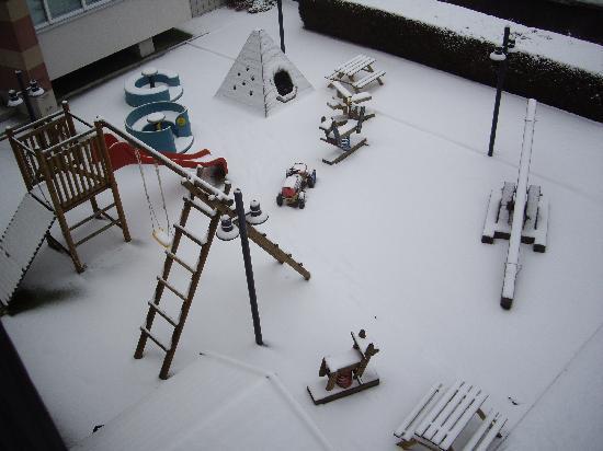 Neckers Landhotel Pfrondorfer Mühle: Kids playground