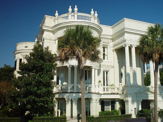 ‪تشارلستون, ساوث كارولينا: Beautiful Antebellum Home in Charleston‬