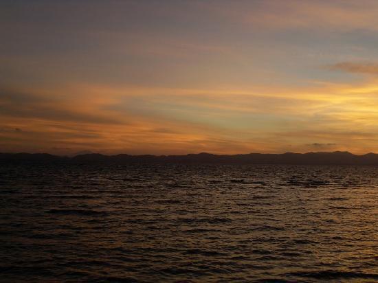 Tenta Nakara: sunrise
