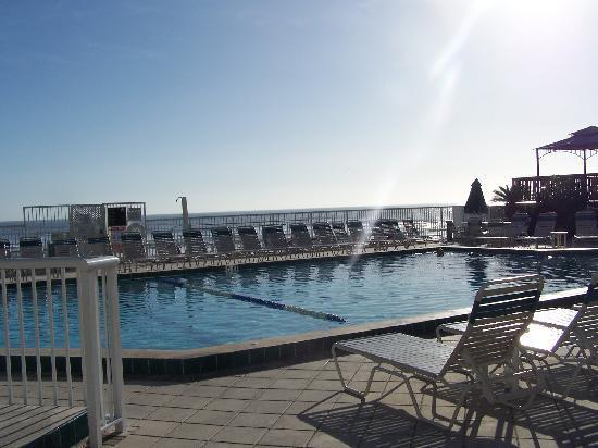 Ocean East Resort Club : The pool was great.