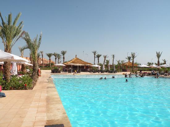 Kenzi Menara Palace Resort And Spa Marrakech