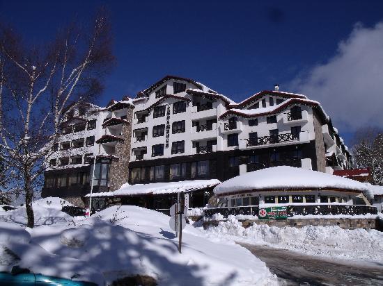 Snezhanka Apartments TMF: Hotel
