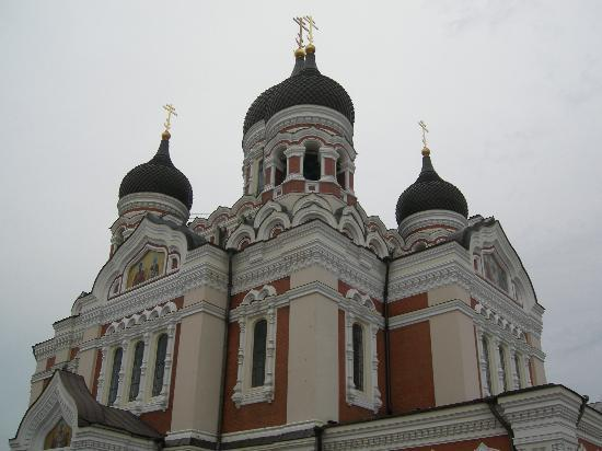 Hotel Imperial: Alexander Nevsky Cathedral