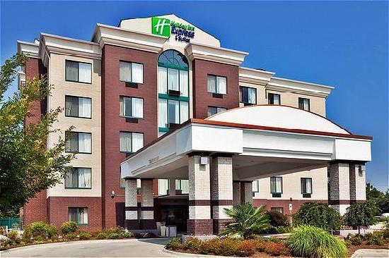 Holiday Inn Express Birmingham/Inverness: Holiday Inn Express Inverness
