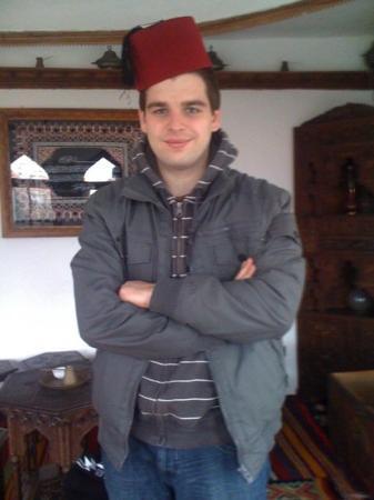 Turkish House (Kajtaz): Traditional turkish hat