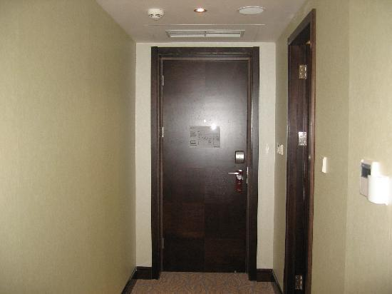 Hotel Kings Court: door