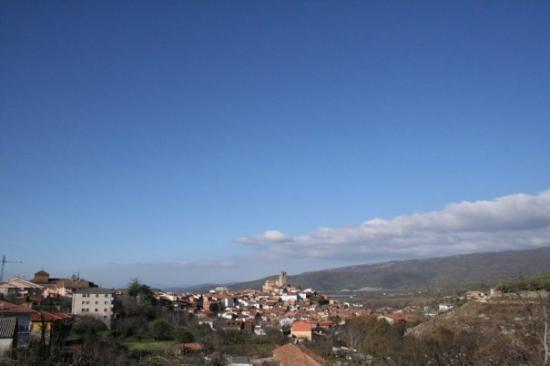 Hervas, Spanien: Hervás