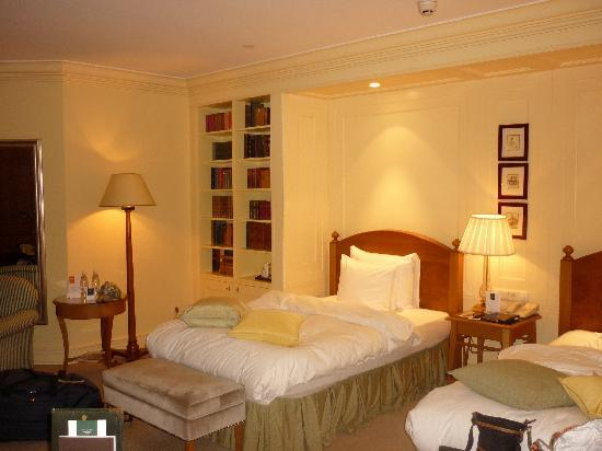 Hotel Kamp: twin room