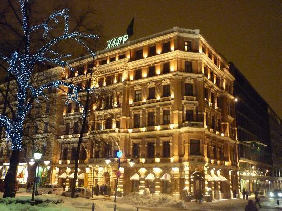 Exterior Picture Of Hotel Kamp Helsinki Tripadvisor