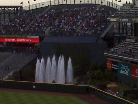Coors Field: Homerun for the Rockies