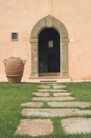 Villa Ugo: Entrance