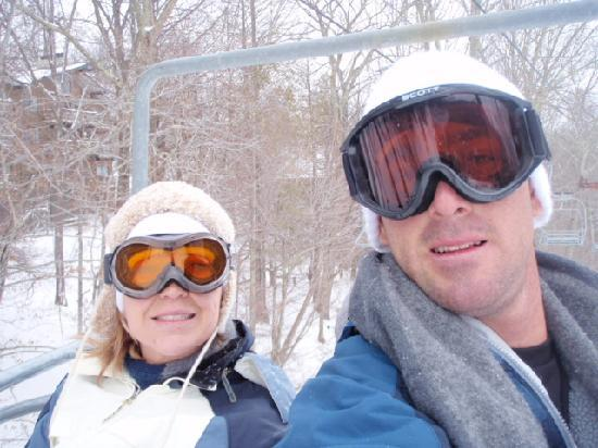 Sugar Mountain Resort: My wife and I