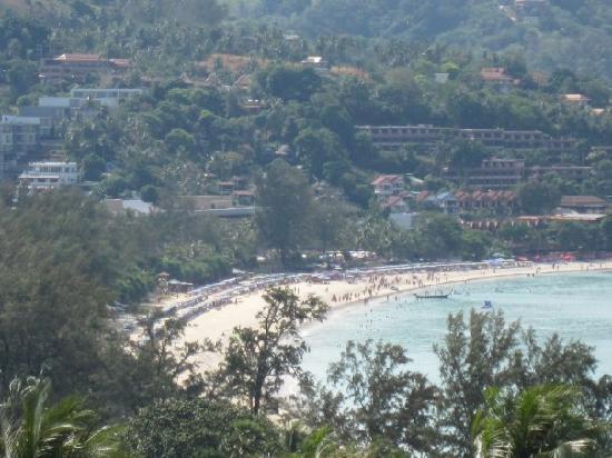Novotel Phuket Kata Avista Resort and Spa: View From Kata Suite