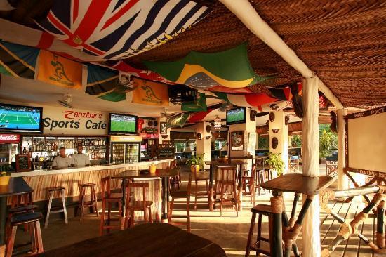 Zanzibar Sports Cafe, Stone Town - Restaurant Reviews & Photos - TripAdvisor