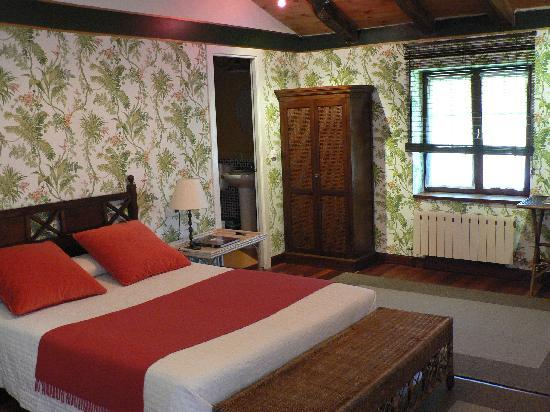 Zumaia, İspanya: our room