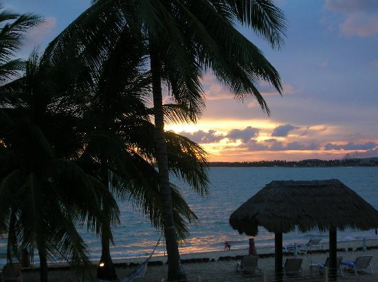 Serrambi Resort: Il tramonto