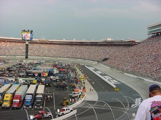 Bristol Motor Speedway Picture Of Bristol Tennessee