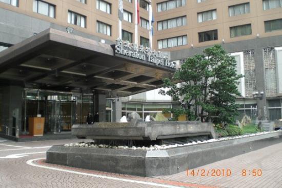 Sheraton Grand Taipei Hotel: Sheraton Hotel