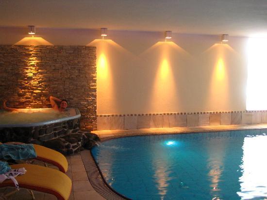 Mountain Spa Resort Hotel Albion : idromassaggio e piscina