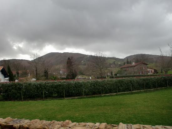 Vistas al exterior de apitoki