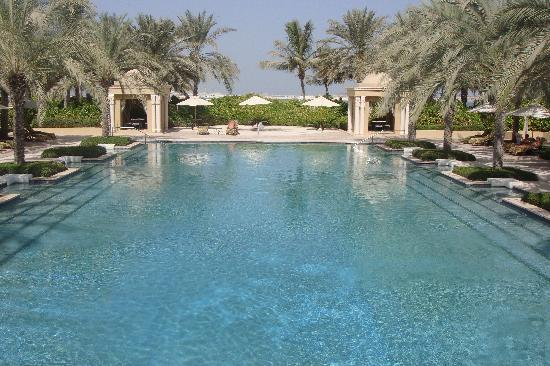 Residence & Spa at One&Only Royal Mirage Dubai: Beautiful Pool