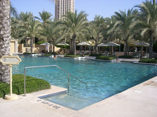 Residence & Spa at One&Only Royal Mirage Dubai: Peace and Quiet