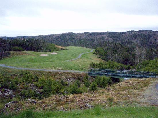 The Wilds at Salmonier River Hotel Rooms & Suites: 18TH TEE