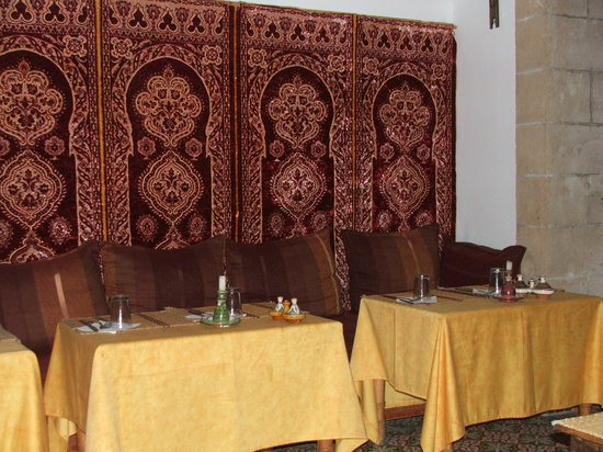Restaurant Dar Al Houma: salottini