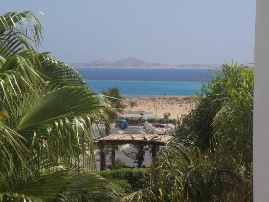 Aurora Sharm Resort: view from room