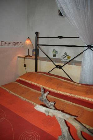 Agriturismo Bio Le Castellacce : la nostra camera.....