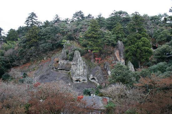 Natadera Temple: Kamisama Hill