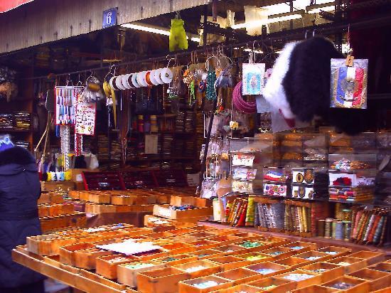 Saint Ouen, Fransa: ビーズ店
