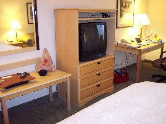 Hampton Inn & Suites San Francisco-Burlingame-Airport South: Zimmer