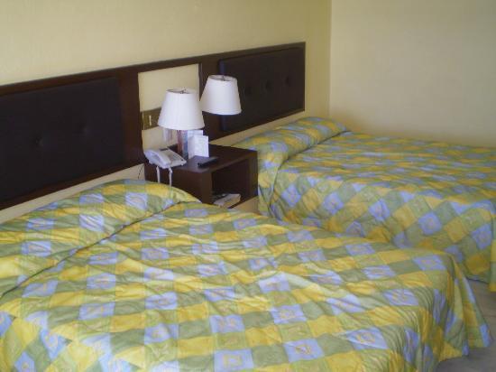 Aguamarina Hotel: Comfy too