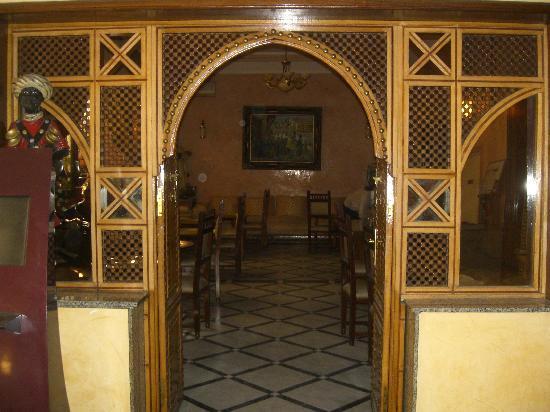 Hotel Guynemer : Salle à diner Guynemer
