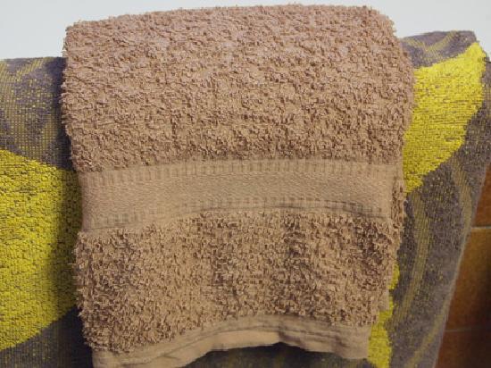 Hotel Etoile d'Or: Bath Towels
