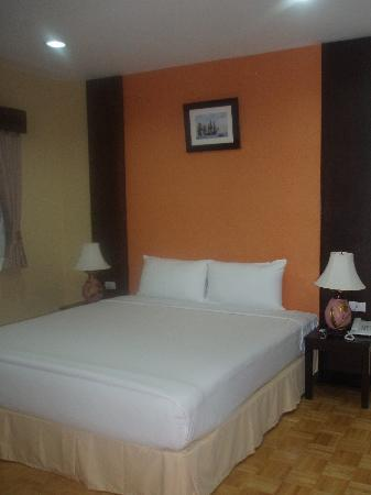 J-Town Serviced Apartments : Bedroom 1